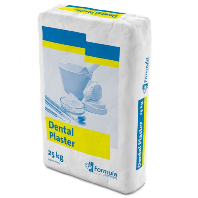 Formula Dental Plaster